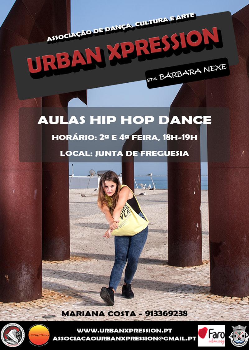 Urban Xpression - Santa Bárbara de Nexe