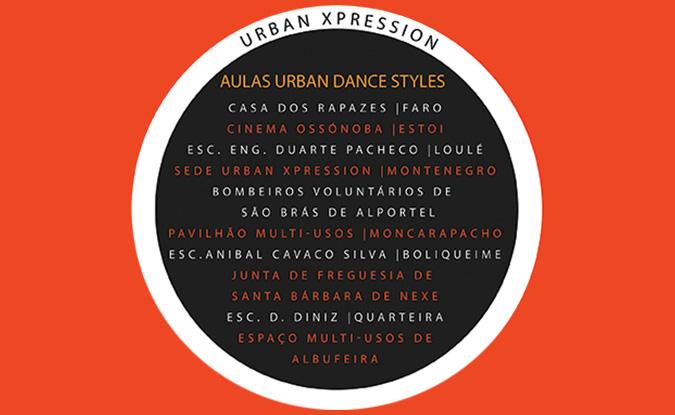 Aulas Urban Dance Style