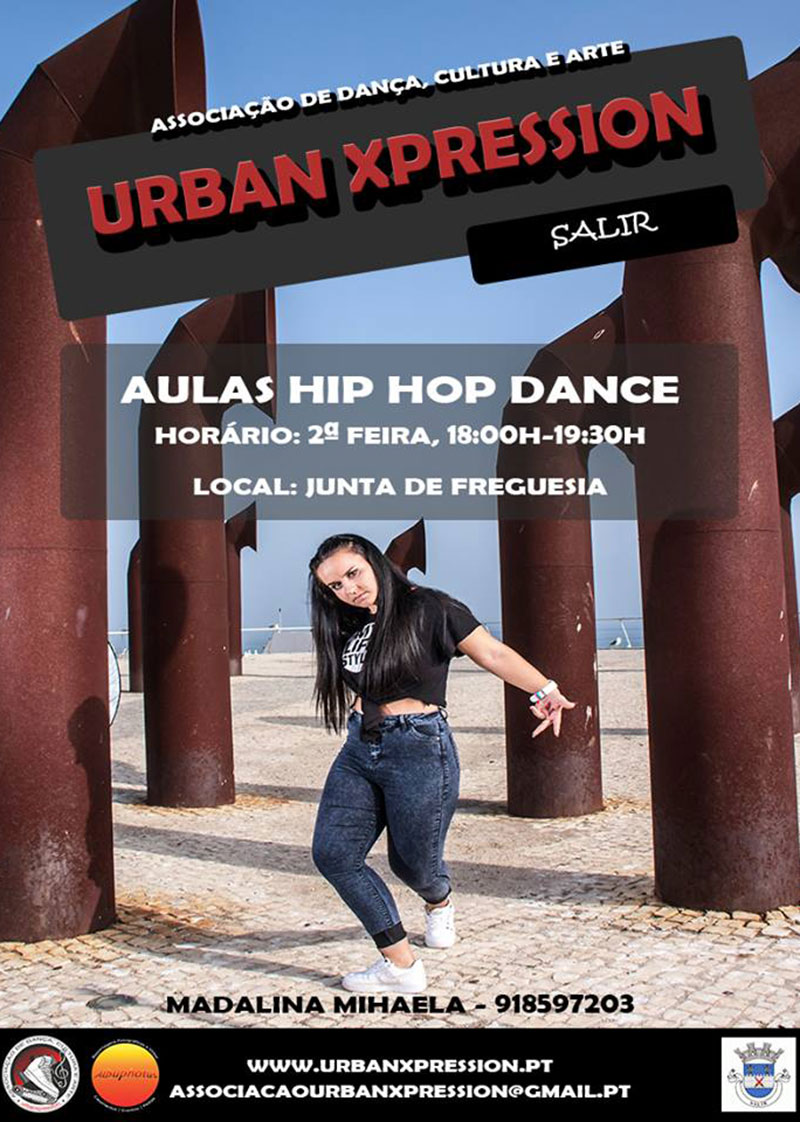 Urban Xpression - Salir
