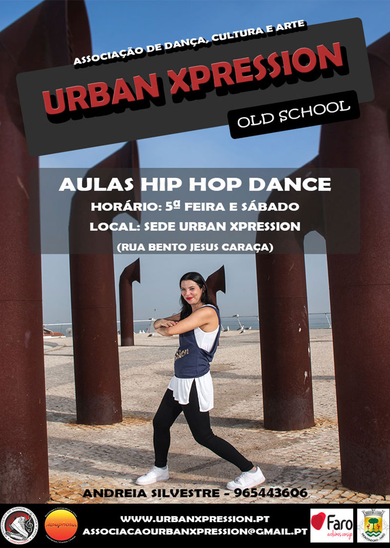 Urban Xpression - Aulas Urban Dance Styles